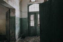 Hôpital Beelitz Heilstatten abandonné — Photo de stock