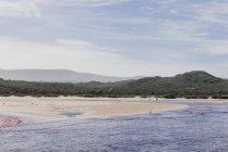 Прекрасного узбережжя Західної Капській провінції — стокове фото
