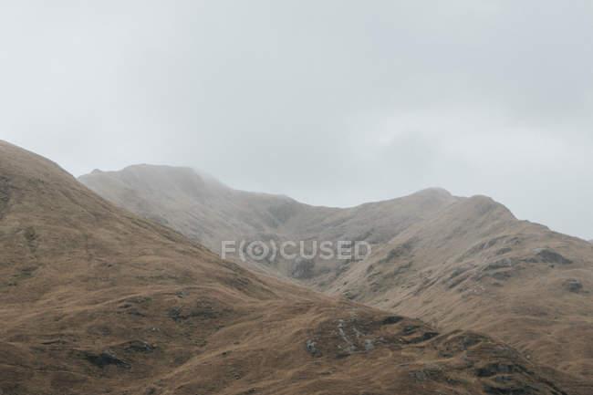 Paysage naturel à l'île de Skye — Photo de stock