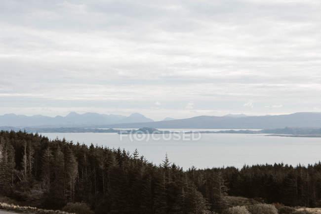 Paysage de l'île de Skye — Photo de stock