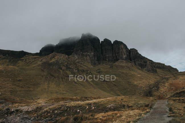 L'Old Man of Storr en Écosse — Photo de stock