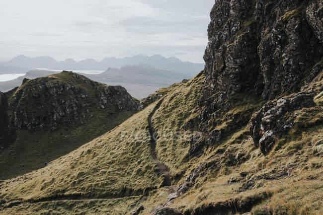 Berglandschaft, Insel des Himmels — Stockfoto