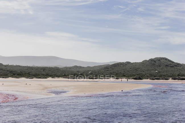 Bella costa del Capo Occidentale — Foto stock