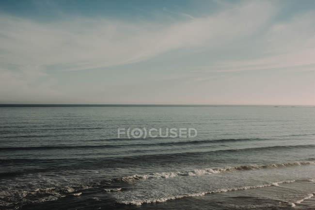 Acque calme dell'oceano — Foto stock