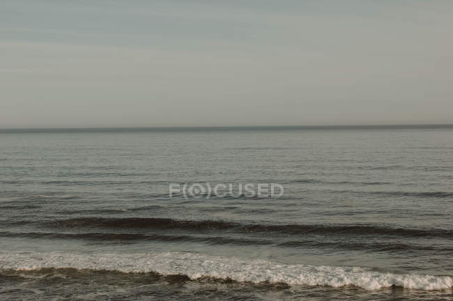 Calm ocean waters — Stock Photo