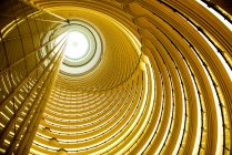 Grand Hyatt Hotel em Shanghai — Fotografia de Stock