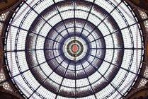Галерея Вітторіо Емануеле — стокове фото