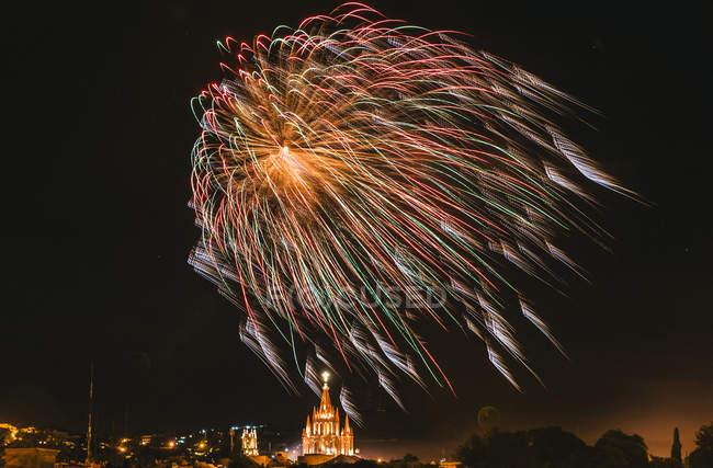Дня незалежності Мексиканських — стокове фото