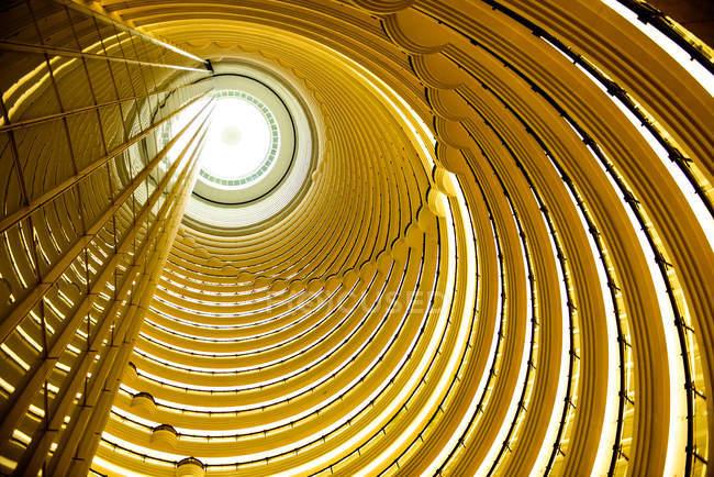 Grand Hyatt Hotel in Shanghai — Stock Photo