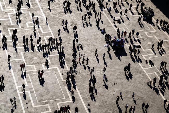 Markusplatz in Venedig — Stockfoto