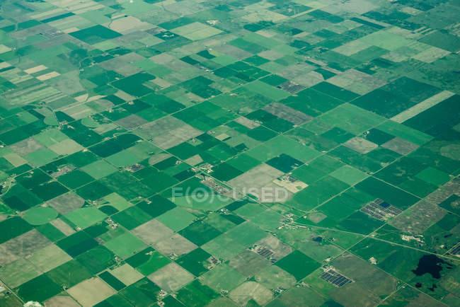 Земельні наділи, Сполучені Штати Америки — стокове фото
