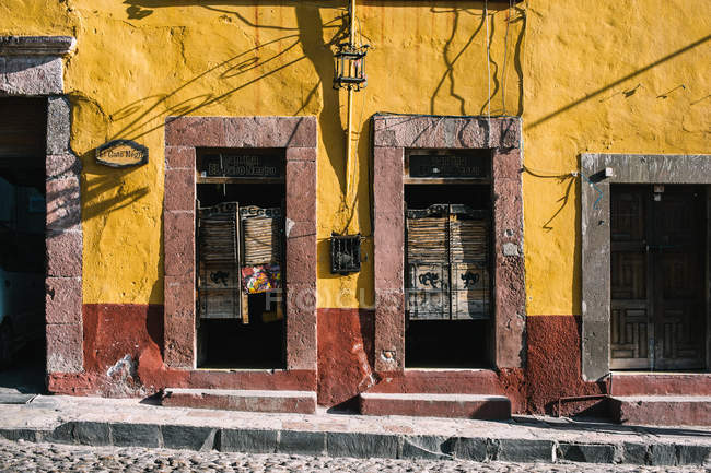 El Gato Negro Bar — стокове фото