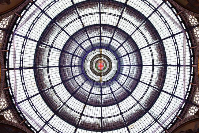 Galería Vittorio emanuele - foto de stock