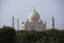 Taj mahal, india - foto de stock