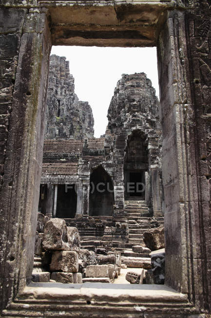 Ангкор-Ват, Камбоджа — стокове фото