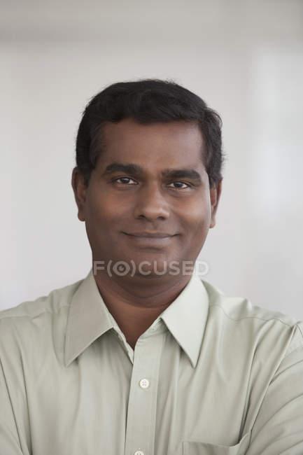 Indian ethncity Businessman — Stock Photo