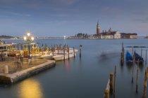 San Giorgio Маджоре, Венеція — стокове фото