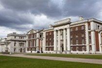 Vecchio royal naval college — Foto stock