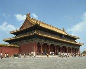 Forbidden City in Beijing, China — Stock Photo