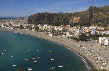 Calahonda beach, Andalucia — стоковое фото