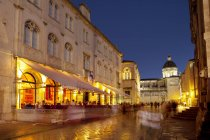 Street of Dubrovnik, Croatia — Stock Photo