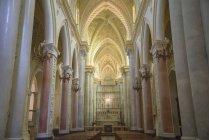 Interior of Duomo Church — Stock Photo