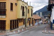 Candelaria, Altstadt, Bogota — Stockfoto