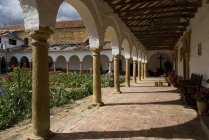 Convento Santo Ecce Homo — стокове фото