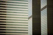 Hohen Bürogebäuden — Stockfoto