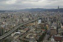 City view of Taipei — Stock Photo