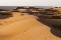 Wahiba Sands desert — Stock Photo