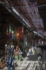 Souk market in Medina — Stock Photo