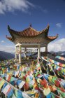 Stupa bouddhiste, Deqin — Photo de stock