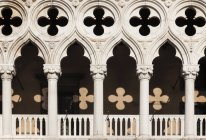 Palazzo Ducale in San Marco Square — стоковое фото
