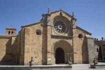 Church of San Pedro — Stock Photo