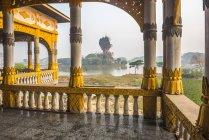 Кияук Kalap буддийский храм — стоковое фото
