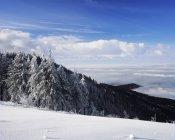 Kandel montagne, forêt-noire — Photo de stock