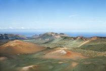 Ruta de los Volcanes — Fotografia de Stock