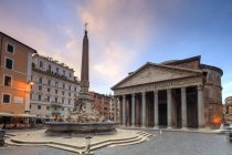 View of old Pantheon — Stock Photo