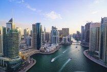 View of Dubai Marina — Stock Photo