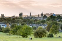 View of Oxford from South Park — Stock Photo