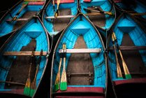 View of Boats in Oxford — Stock Photo