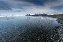 View of Jokulsarlon in Iceland — Stock Photo