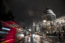 View of St Pauls Cathedral — Stock Photo