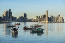 Skyline of Panama City — Stock Photo