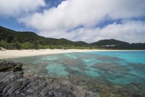 Furuzamami Strand, Zamami Insel — Stockfoto