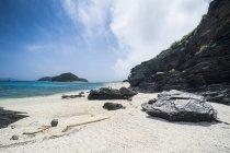 Furuzamami пляж, острів Zamami — стокове фото