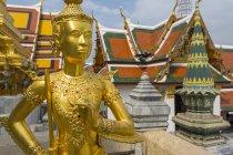 Grand Palast Komplex, Bangkok, thailand — Stockfoto