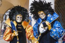 Carnaval de Venise, festival célèbre dans le monde entier — Photo de stock