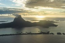 Бора-Бора, острови товариства — стокове фото